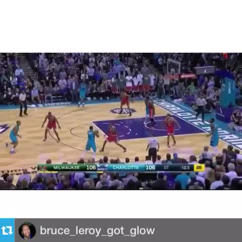 Bring Back The Buzzs post on Vine - The Kemba Walker shot that made @Hornets History! - Bring Back The Buzzs post on Vine