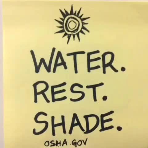 Transcript Of Oshas Heat Advisory Call From June 27 2016