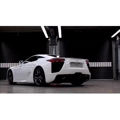Watch Motoraddicts S Vine Quot Lexus Lfa Requested Quot