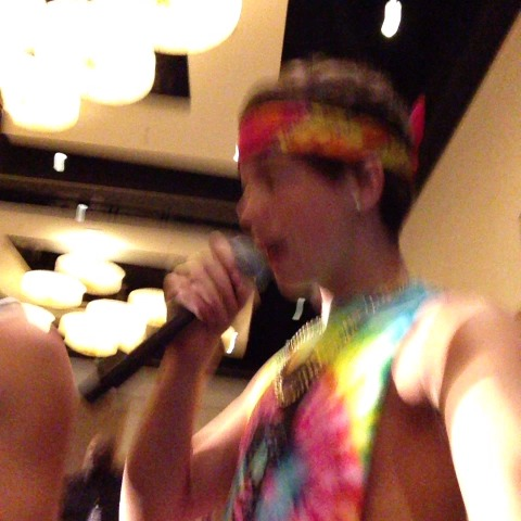 Taylor Caniff - Magazine cover