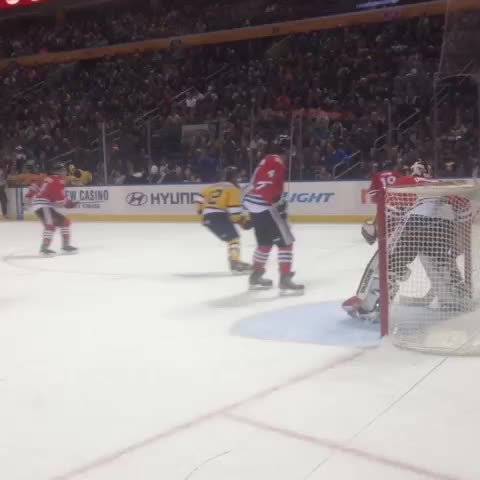 Buffalo Sabress post on Vine - McDavid steal & drop pass. He has 3 assists tonight for @ErieOtters at @FirstNiagaraCtr through two. - Buffalo Sabress post on Vine
