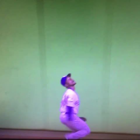 Vine by Chris Lilly TV - What a catch from Jarrod Dyson!! #Royals