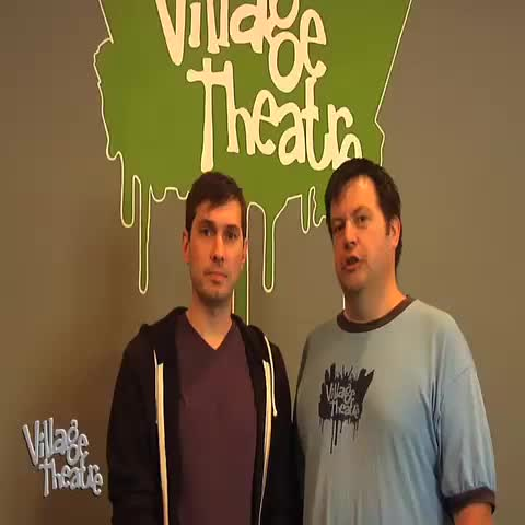 Awwww snap! sick burn by Jacques Couret! @villagetheatre #Armando #Atlanta #Improv #VillageTheatre @mooneym @chrisclaboPLF - VillageTheatres post on Vine