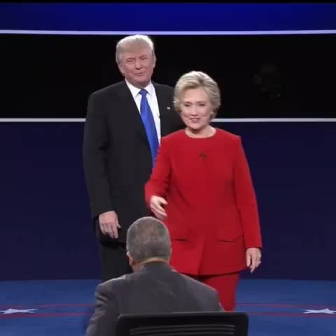 Vine by Super Deluxe - Youve got to hand it to Trump (by Vic Berger IV)