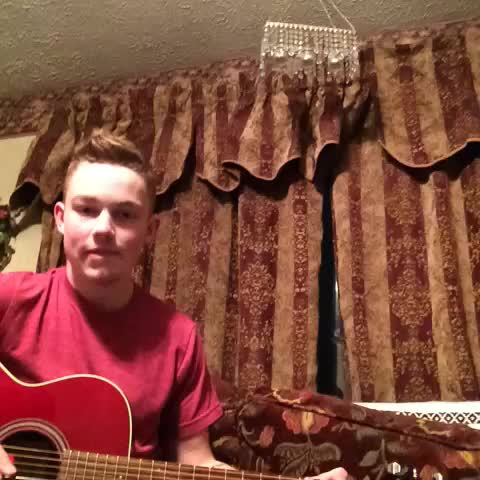 Katy perry- Firework folk cover with Jacob Frish - ShawnLauderbacks post on Vine