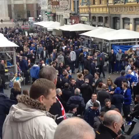 #efc #lille - Everton Fanss post on Vine