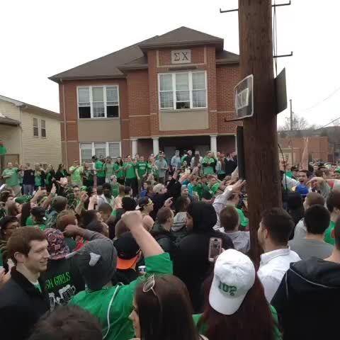 Nate Santuccis post on Vine - yooo IUPattys is so turnt - Nate Santuccis post on Vine