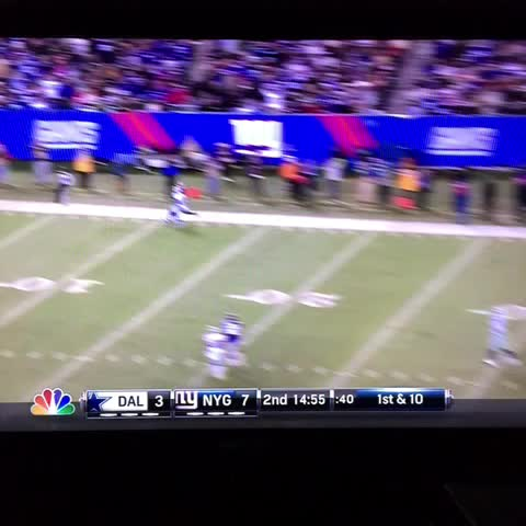 Steve Noahs post on Vine - Odell Beckham Jr. Catch of the year. Holy S. - Steve Noahs post on Vine