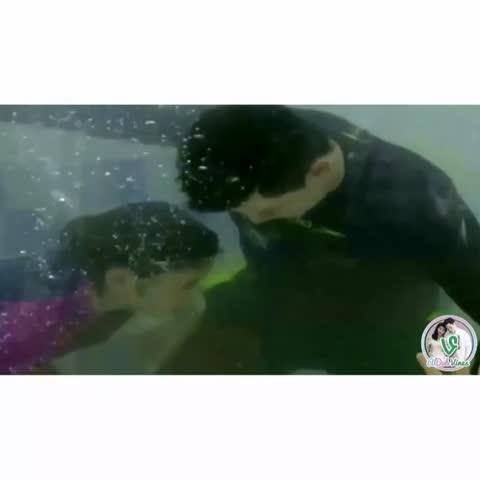 "Vine by ALDUB Vines HD - Challenge Accepted (Dive-oke) 09/24/16. Nung chineck ni A kung suot pa ni M yung ring. (Audio enhanced) ""Nalaglag?"" #ALDUBAdvocatesOfLove"