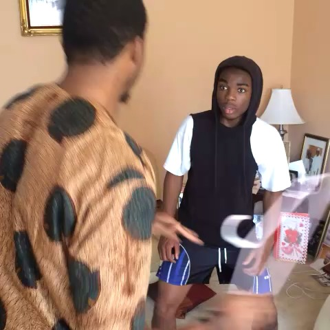 Vine by SamTakesOff - African parents think you want to fight them when you block a beating w/ PEGO WILL #SamTakesOff #remake InMyMental