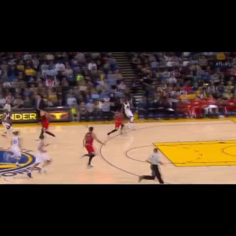 Vine by cjzero - Steph Curry Dish Fake Over The Should Assist To David Lee