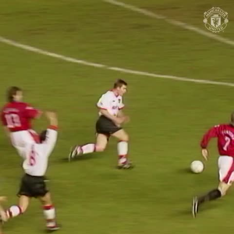 Vine by Manchester United - Happy 50th birthday, King Eric - cest magnifique! #mufc