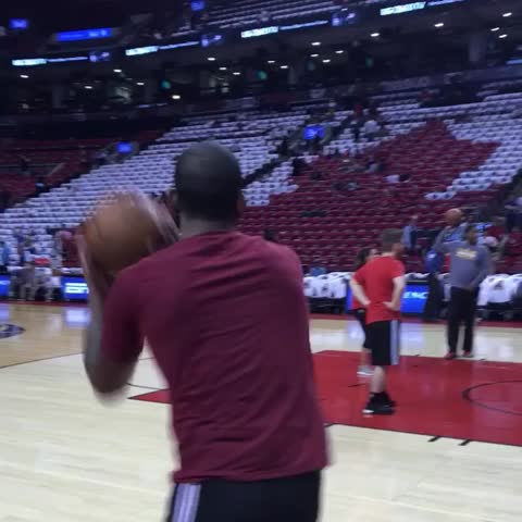 Vine by NBA - Kyrie Irving ????in for Game 6! #NBAPlayoffs