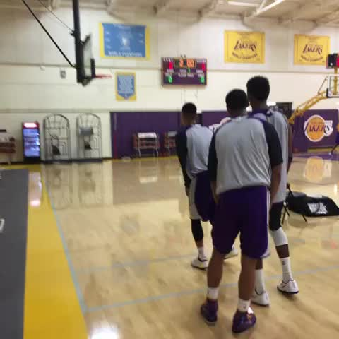 Different angle, same results. - Lakerss post on Vine
