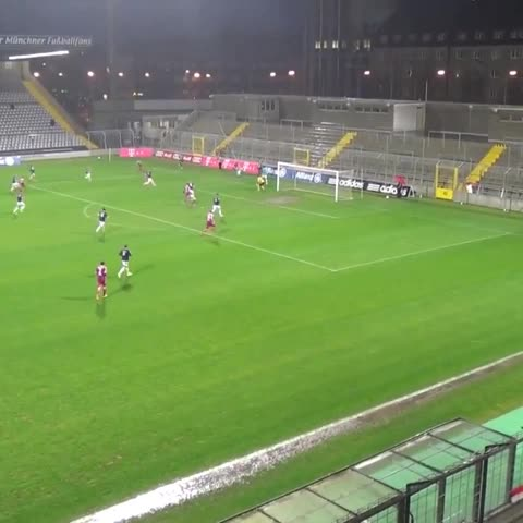 Vine by 101 Great Goals - Franck #Ribery brother, Steven  (19), scores a #golazo for #Bayern B