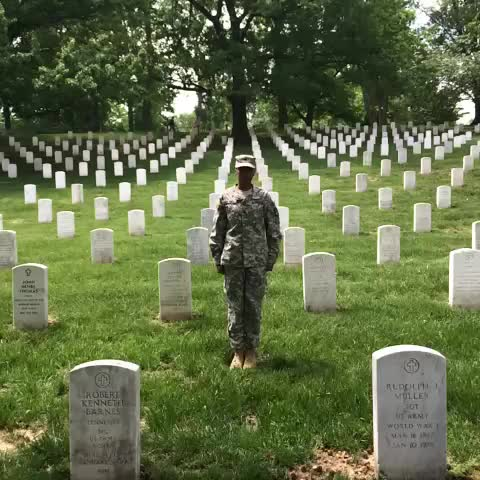Vine by National Guard - Honor those who have stood for our country. #MemorialDay