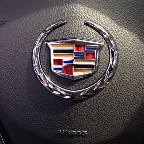 Off On A Tangent: Cadillac User Experience (CUE