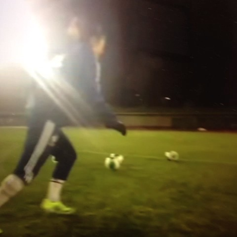 FAS Footballs post on Vine - Eva Carneiro glorious free kick - FAS Footballs post on Vine