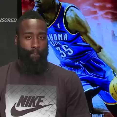 "Kaisei Georges post on Vine - When James Harden said ""Im the best basketball player in the NBA."" - Kaisei Georges post on Vine"