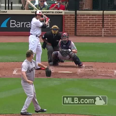 Vine by Boston Red Sox - Cant stop watching that knuckleball.
