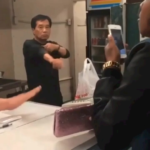 Vine by Gyalis In Paris #YVE CEO - Lmaoo #Repost misconduct in china town! Lol #YaadVineEnt
