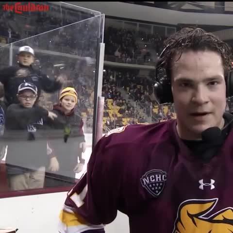 Vine by The Cauldron - Minnesota Hockey Kids Dabbing x Migos