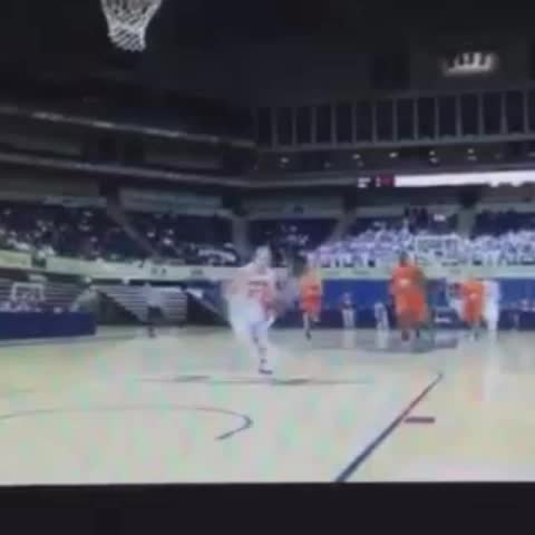 Vine by WPIALBasketball - Riley Stapletons AAA Championship performance in six seconds #WPIAL