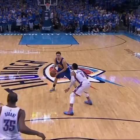 Vine by NBA TV - Deep