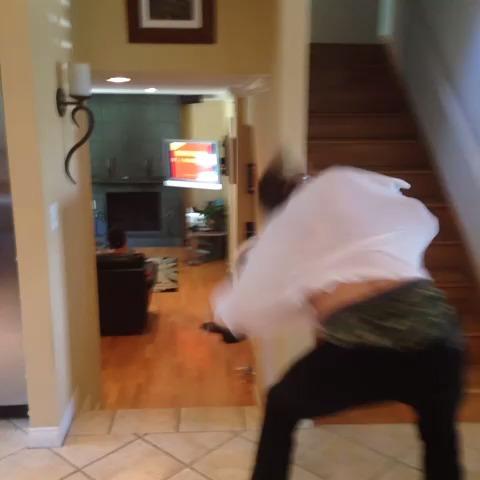 TheT-Rex slap