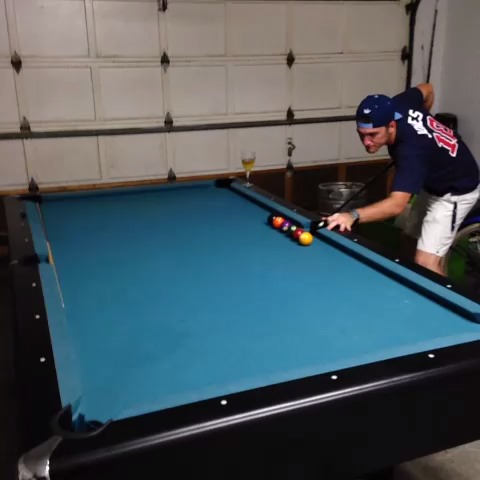 Holy Grail pool