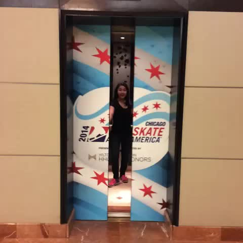 Maia Shibutanis post on Vine - This is a #SA2014 elevator vine turned into a blooper feat. Tatsuki Machida. 😂 - Maia Shibutanis post on Vine