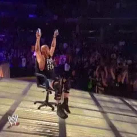 Vine by HEEL Teacher - The great @steveaustinBSR knows how to have a good time!