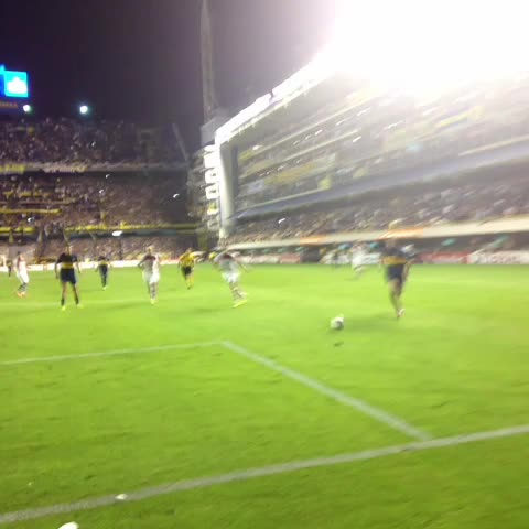 Boca Juniorss post on Vine - GOOOOOOOL - Boca Juniorss post on Vine