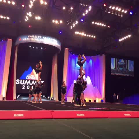Vine by Varsity All Star - X-Cel Athletics (Step One North) - Wrath #TheSummit16