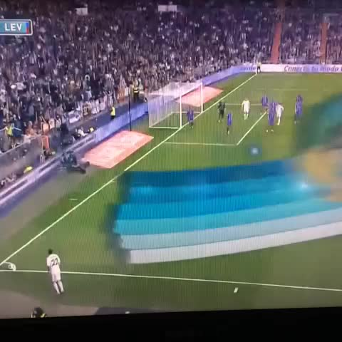 Pasion Madridistas post on Vine - GOOOOOOOOOL DE CRISTIANO RONALDO - Pasion Madridistas post on Vine