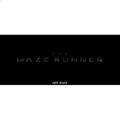 "Watch SERENXTY's Vine ""the maze runner. I don't have any"