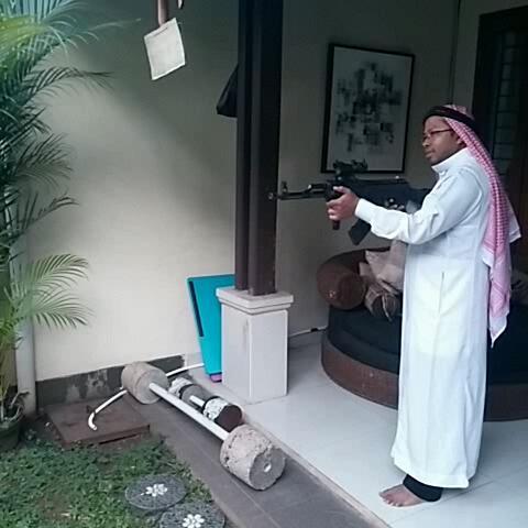 Duo Harbatahs post on Vine - Vine by Duo Harbatah - Shooting Practice.. Part 2 #shooting #nembak