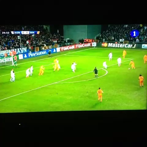 El golazo de Modric - Tosepowers post on Vine