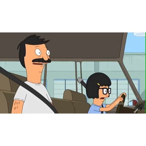 brendeezys post on Vine - Vine by brendeezy - Tina is me #bobsburgers