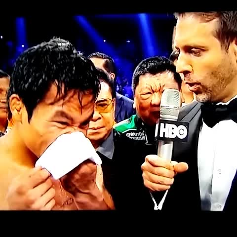 The Sports Junkys post on Vine - Pacquiao is ready to fight Mayweather! #PacAlgieri - The Sports Junkys post on Vine