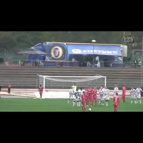 Soccer Worlds post on Vine - What a free kick goal !! #SoccerWorld #FollowMe #like #revine #freekick #goal #soccer - Soccer World®s post on Vine