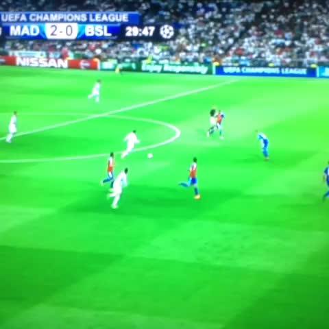 Gol de Bale, anota el segundo de la noche! - Pasion Madridistas post on Vine