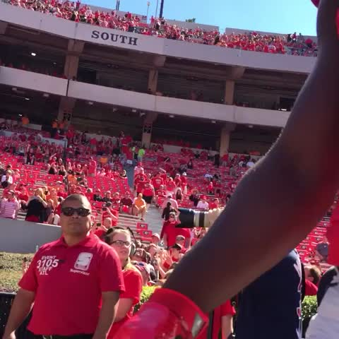 Vine by SEC Sports - Sony Michel is ready to go in Athens! #TENNvsUGA