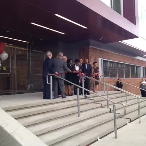 Ribbon Cutting Ceremony for our new IPEX building! #usciences - USciences Admissions post on Vine