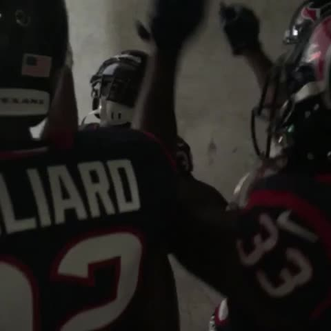 """Vine by Houston Texans - """"Lets ride on three!"""" #TexansGameday"""