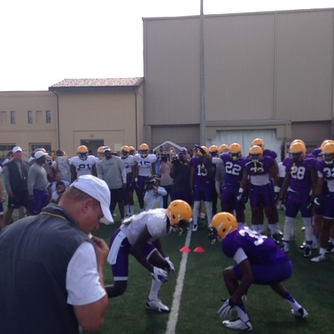Russell Gage Lsu vs Russell Gage Lsu