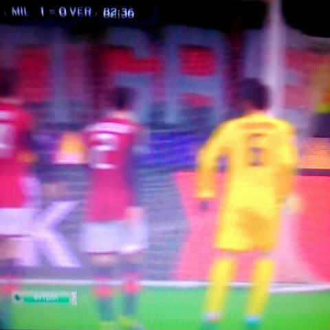 Ronal Baiers post on Vine - Seedorf/Balotelli My nigga - Ronal Baiers post on Vine
