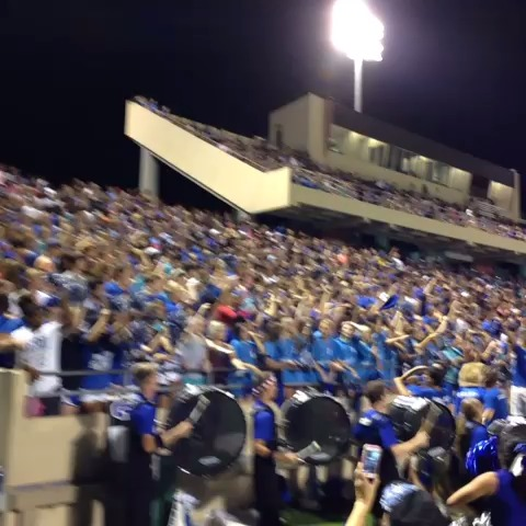Creek StuCos post on Vine - AHH CC HOMECOMING EDITION #CYCREEK - Creek StuCos post on Vine