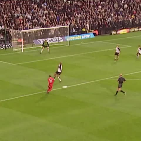 Vine by Liverpool FC - Goal of the Day: Igor Biscan v Fulham
