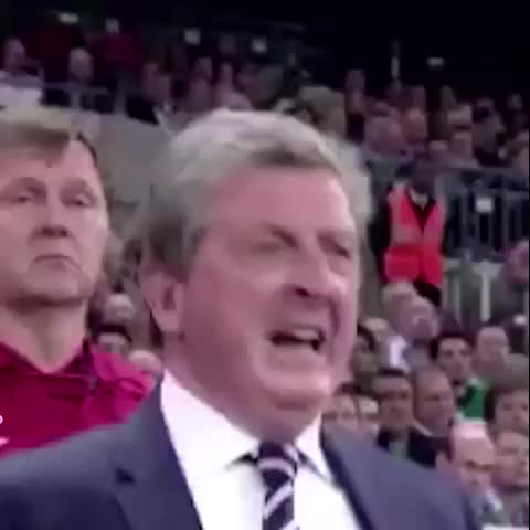 Vine by @Beardamendi - LIVE: Tactical conversations on the England bench. #ENG #EURO2016